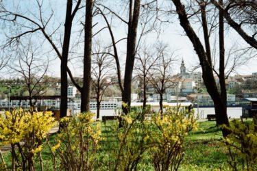 donde alojarse en belgrado