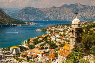 donde alojarse en montenegro